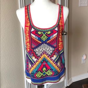 Aztec Flying Tomato Tank Top